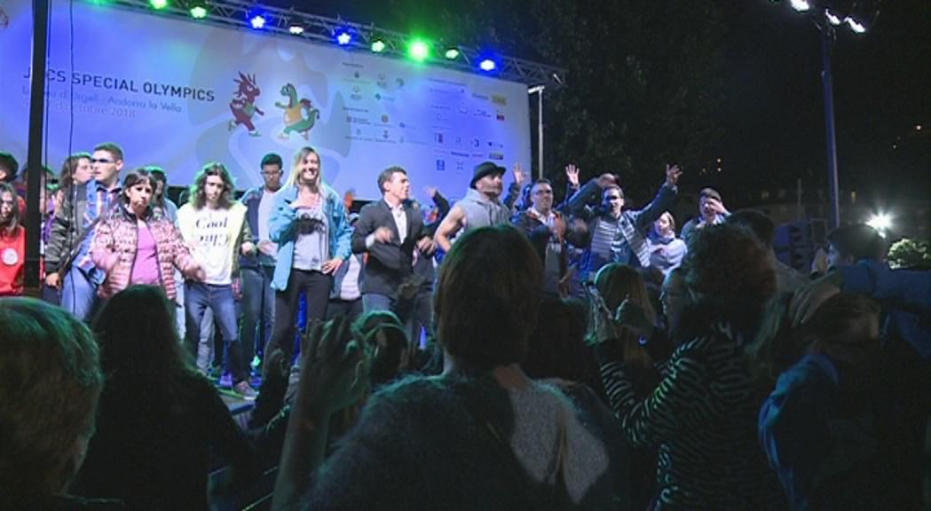 Andorra tanca els Jocs Special Olympics amb 25 medalles i l'objectiu d'organitzar nous esdeveniments