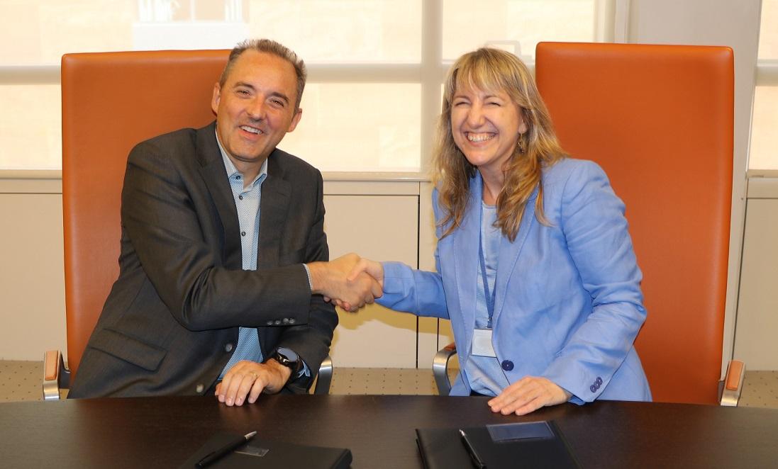 Andorra Telecom i Alastria signen un acord per promocionar la 'blockchain'