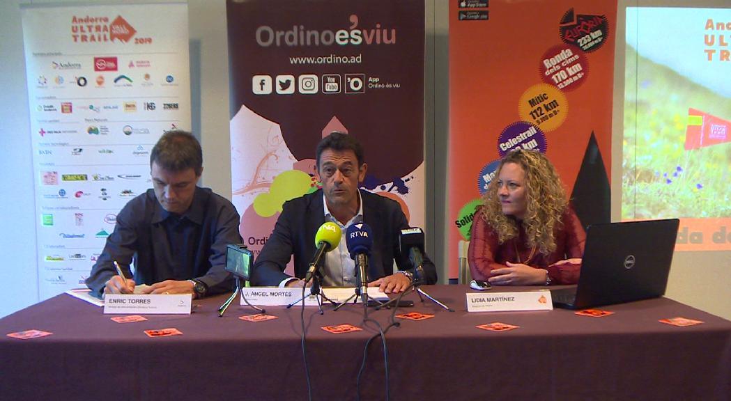 L'Andorra Ultra Trail genera un retorn de 2,7 milions