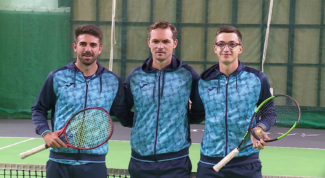 Andorra es troba en el grup més complicat de la Copa Davis