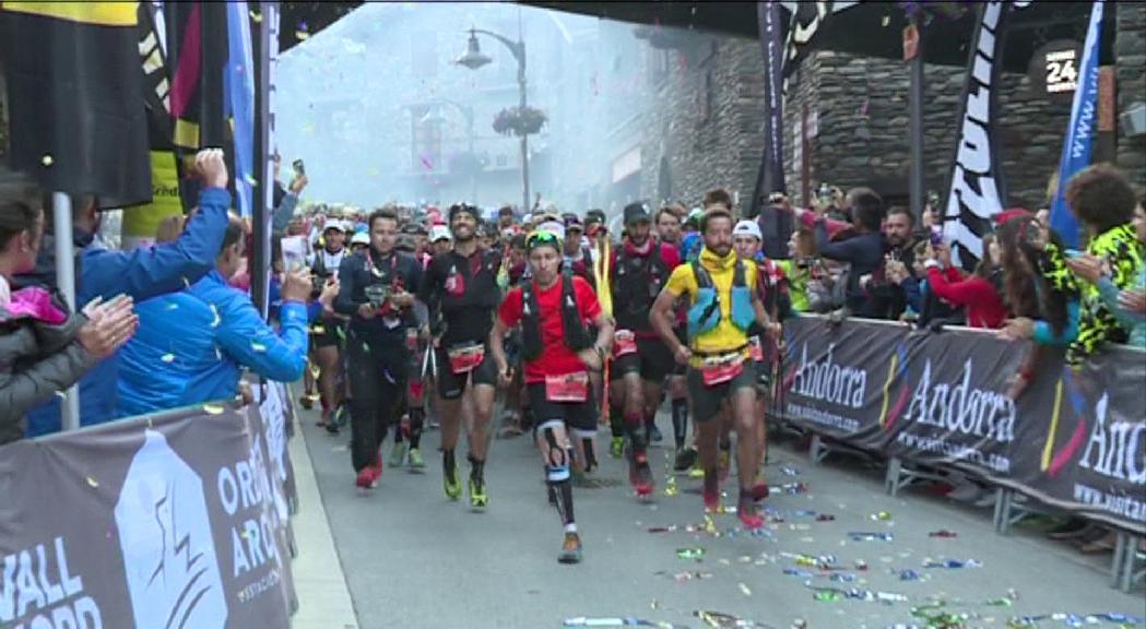 Andorra Turisme considera injustificades les afirmacions de l'Andorra Ultra Trail