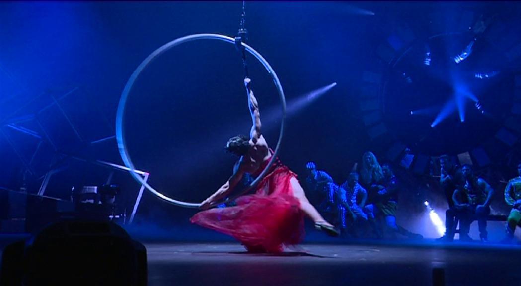 Andorra Turisme mantindrà el Cirque du Soleil i preveu 26 funcions el juliol del 2021