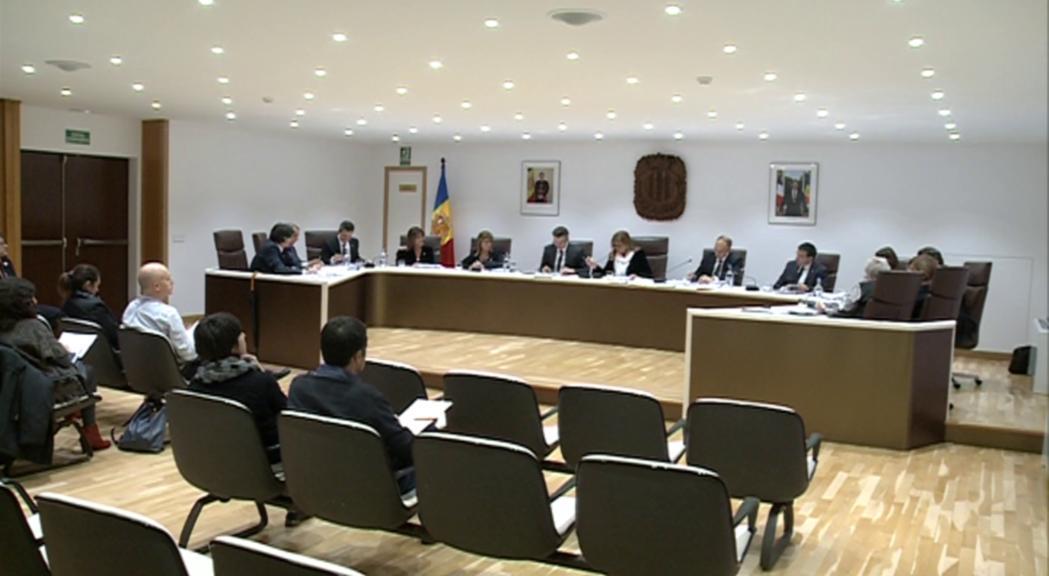 Andorra la Vella aprova un pressupost un 1,84% superior al d'enguany sense apujar impostos