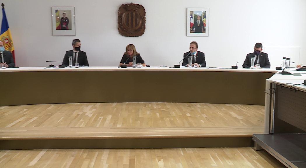 Andorra la Vella aprova una rebaixa de la pressió fiscal dels negocis relativa als mesos de confinament