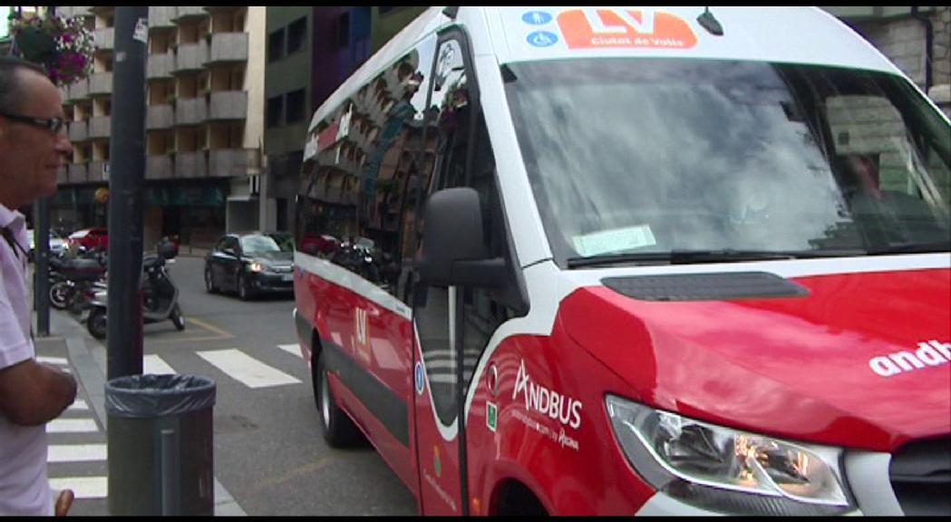 Andorra la Vella estudia canvis al bus comunal després de les queixes
