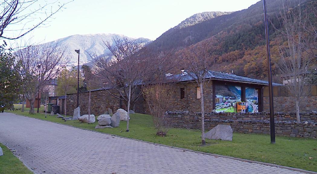 Andorra la Vella vol convertir el Parc Central en un referent d'oci i cultura