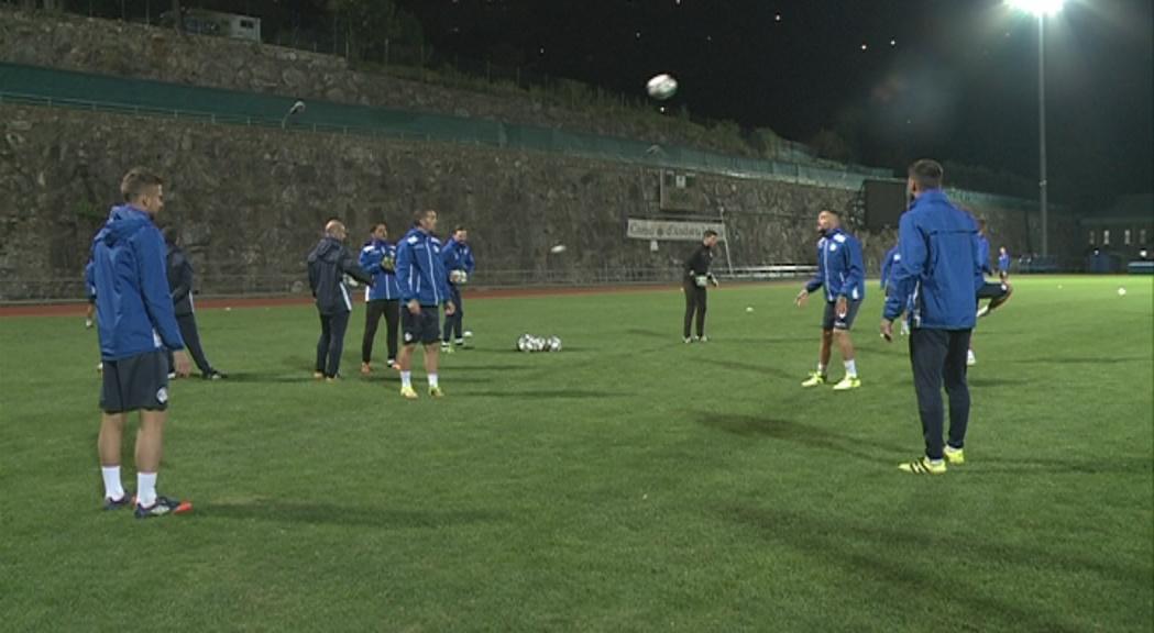 Andorra vol tornar a sorprendre el Kazakhstan