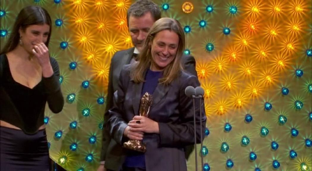 """L'andorrana Sylvia Steinbrecht guanya el Gaudí a la direcció d'art per """"Elisa y Marcela"""" de Coixet"""