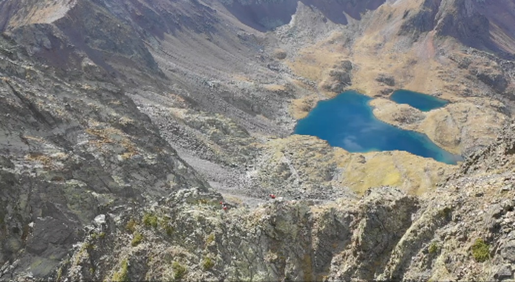 Els andorrans Julio Rodrigues i Dani Rozados acaben quarts els 2.900 Alpine Run