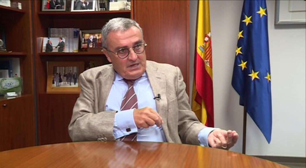 Àngel Ros defensa que l'aeroport de la Seu ja compleix les necessitats d'Andorra