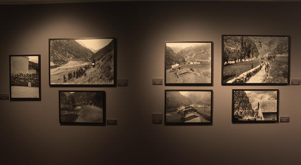 L'Antiga Fàbrica Reig tanca amb una exposició del fons fotogràfic del seu fundador