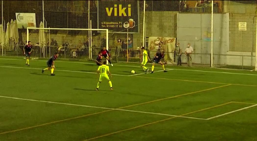 L'FC Andorra obrirà la lliga el 18 d'octubre al camp del Llagostera-Costa Brava