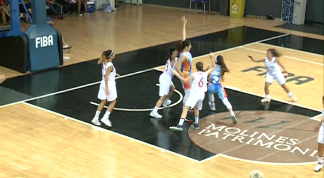 Armènia s'adjudica l'Europeu C sub-18 femení de bàsquet