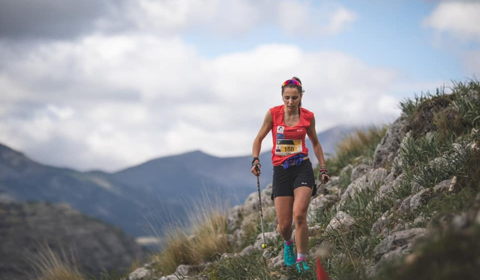 Arnau Soldevila i Laia Sebastià, els millors corredors de la FAM al Campionat d'Espanya de cursa vertical