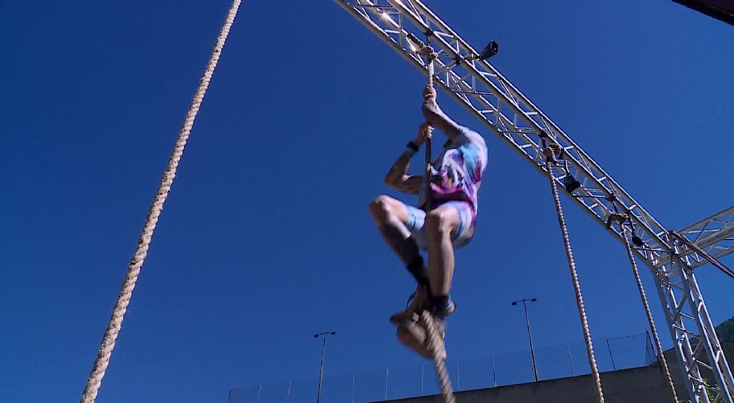 Arrenca la Spartan Race Andorra amb els primers 500 participants guardant les distàncies