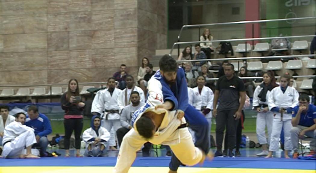 Nou podis per als judokes andorrans al Vila d'Andorra la Vella