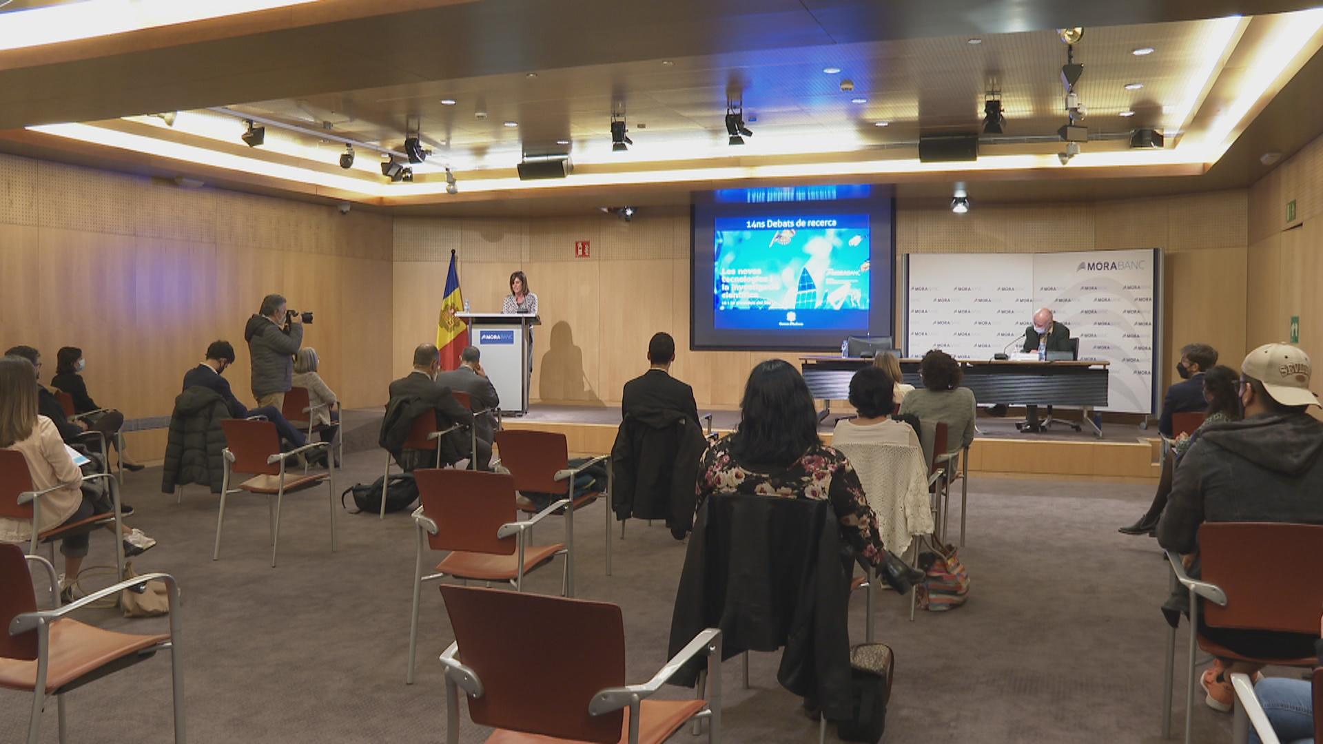 Comencen els catorzens Debats de Recerca amb les noves tecnologies al centre