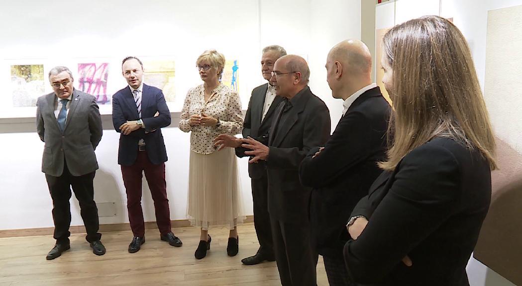 La galeria Art al Set d'Escaldes-Engordany ha acollit la inaugura