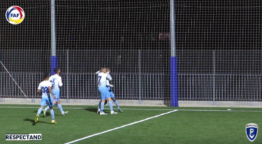 L'Atlètic Club Escaldes jugarà la seva primera final de Copa
