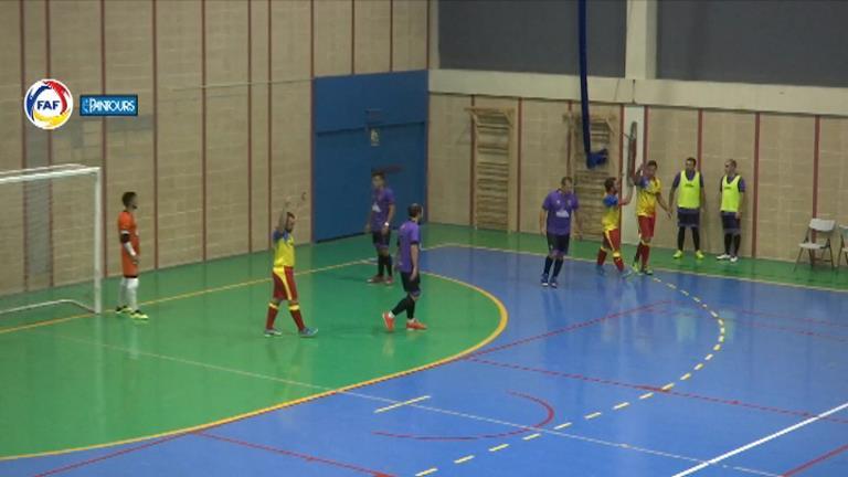 Atlètic d'Escaldes i Penya Encarnada continuen al capdavant de la lliga de futbol sala