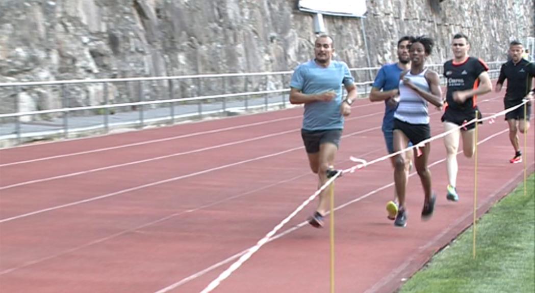 L'atletisme veu difícil igualar als Jocs de Montenegro les nou medalles de San Marino