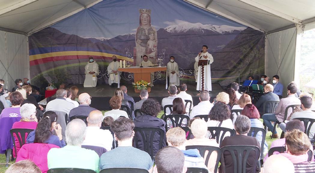 Les autoritats celebren la recuperació de tradicions com l'aplec de Canòlich