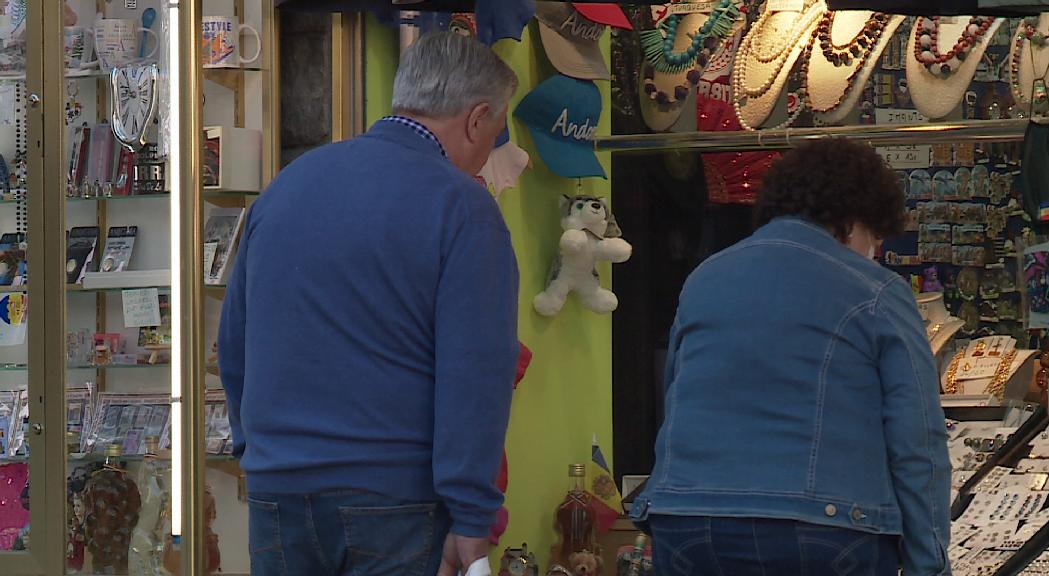 Satisfacció dels comerciants per les vendes de l'estiu, a l'espera d'una bona temporada d'hivern