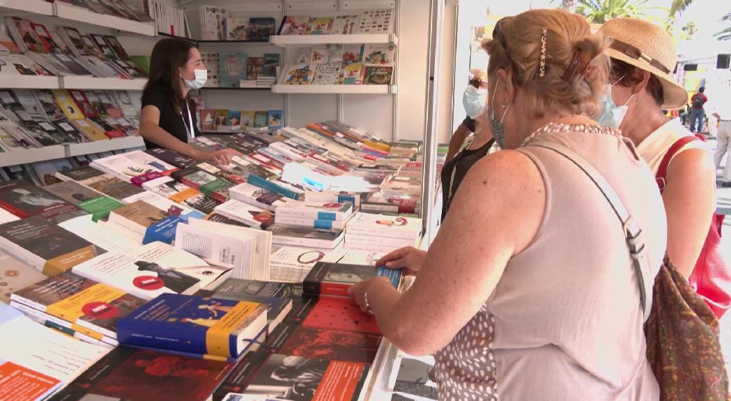 Balanç positiu de la participació d'Andorra a la 38a Setmana del llibre en català