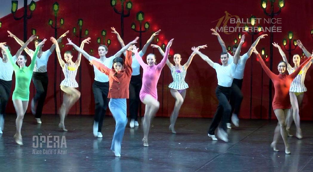 Del ballet clàssic al swing