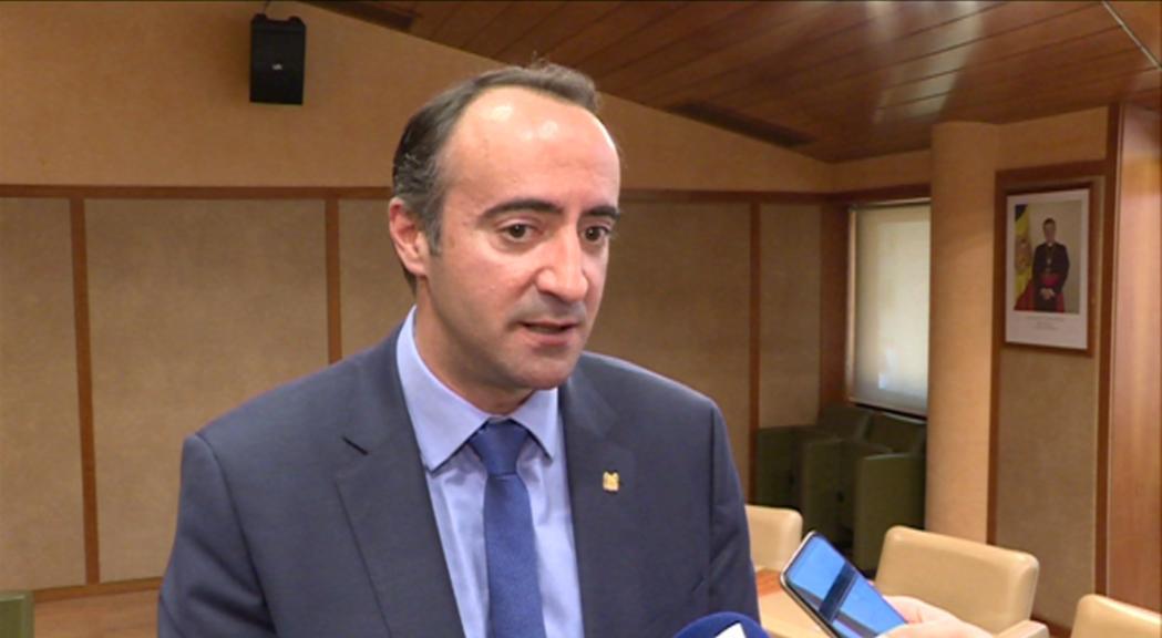 Baró insisteix a evitar enfrontaments i declaracions unilaterals per solucionar la crisi de Vallnord