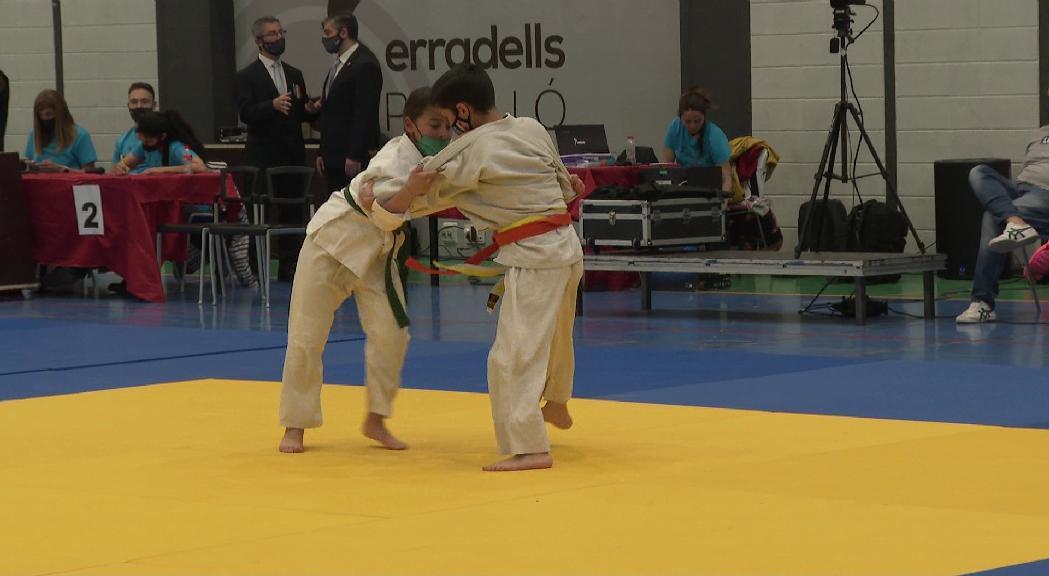 La base del judo torna a la competició un any després