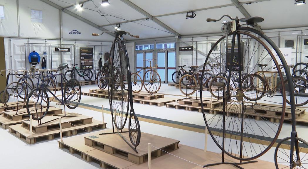 La bicicleta, una de les grans protagonistes de la Fira d'Andorra la Vella