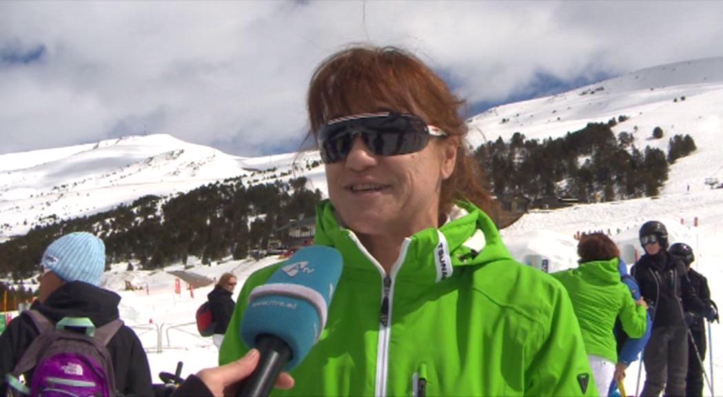 Blanca Fernández Ochoa, trobada morta onze dies després de desaparèixer