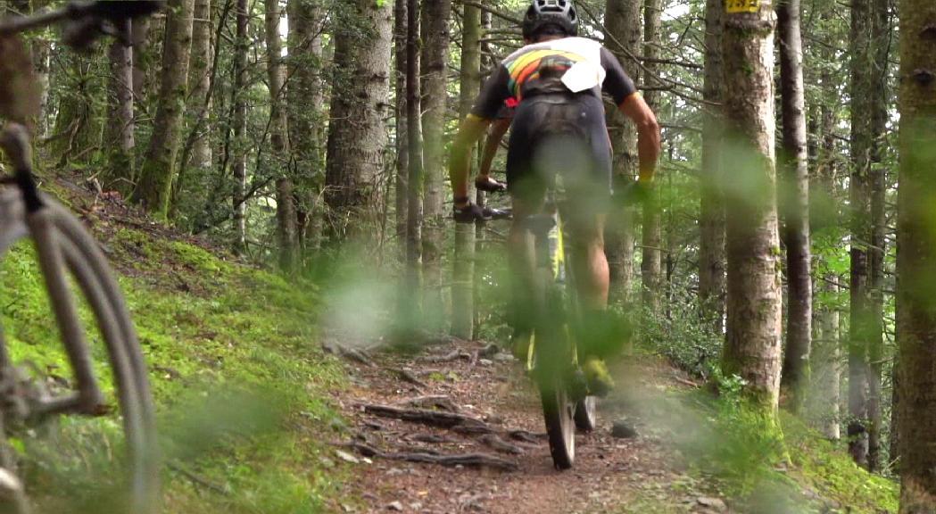 Bon paper dels andorrans a la Catalunya Bike Race