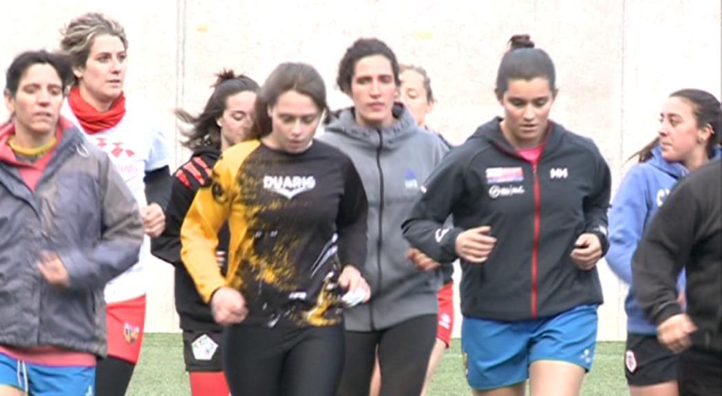 Bulgària, Luxemburg i l'amfitriona Croàcia, al grup de rugbi de set femení a l'Europeu B d'aquest cap de setmana