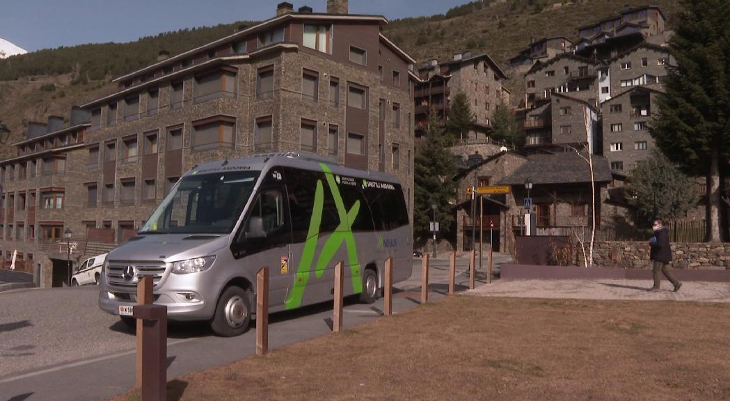El bus comunal de Canillo serà de pagament a partir de setembre