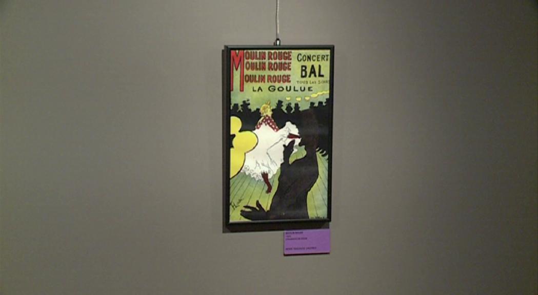 El CAEE porta una selecció de Toulouse-Lautrec per exposar de juny a setembre
