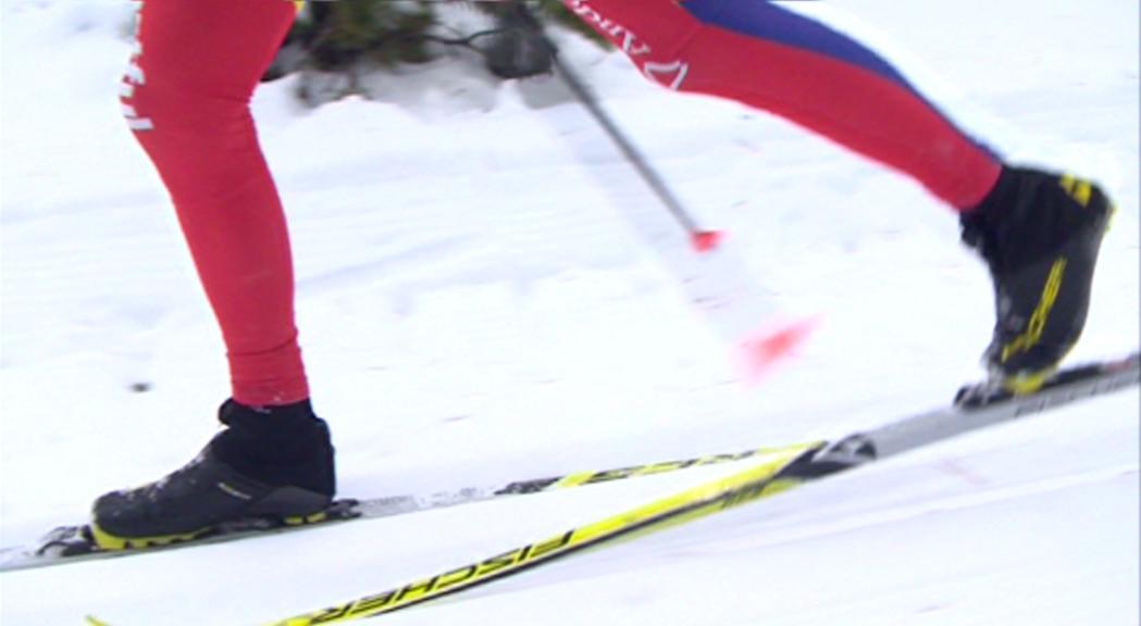Una caiguda deixa Irineu Esteve en la 53a posició als 15 quilòmetres estil clàssic d'Oberstdorf