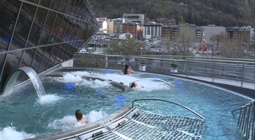 Caldea supera els 400.000 visitants el 2018