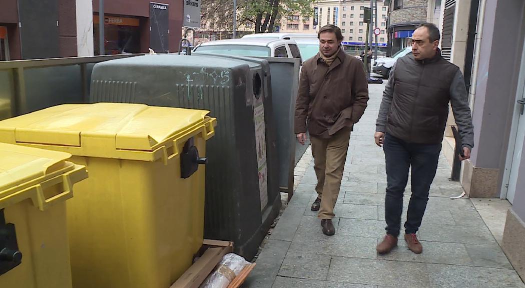 Els candidats a Andorra la Vella proposen més contenidors de recollida selectiva, renovar la sala de vetlles I un pla per al comerç