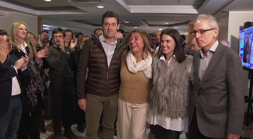 Les candidatures de les eleccions comunals notifiquen unes despeses de 250.000 euros
