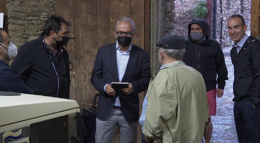 Canillo inicia les visites als veïnats de la parròquia per conèixer les seves necessitats