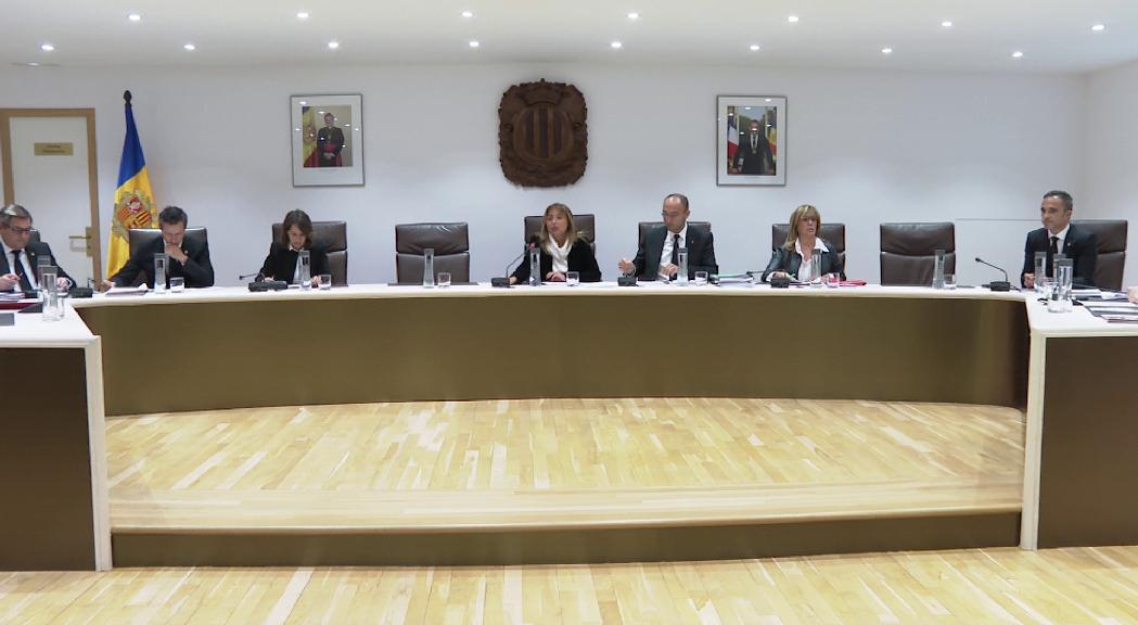 Andorra la Vella ha aprovat l'actualització dels permi