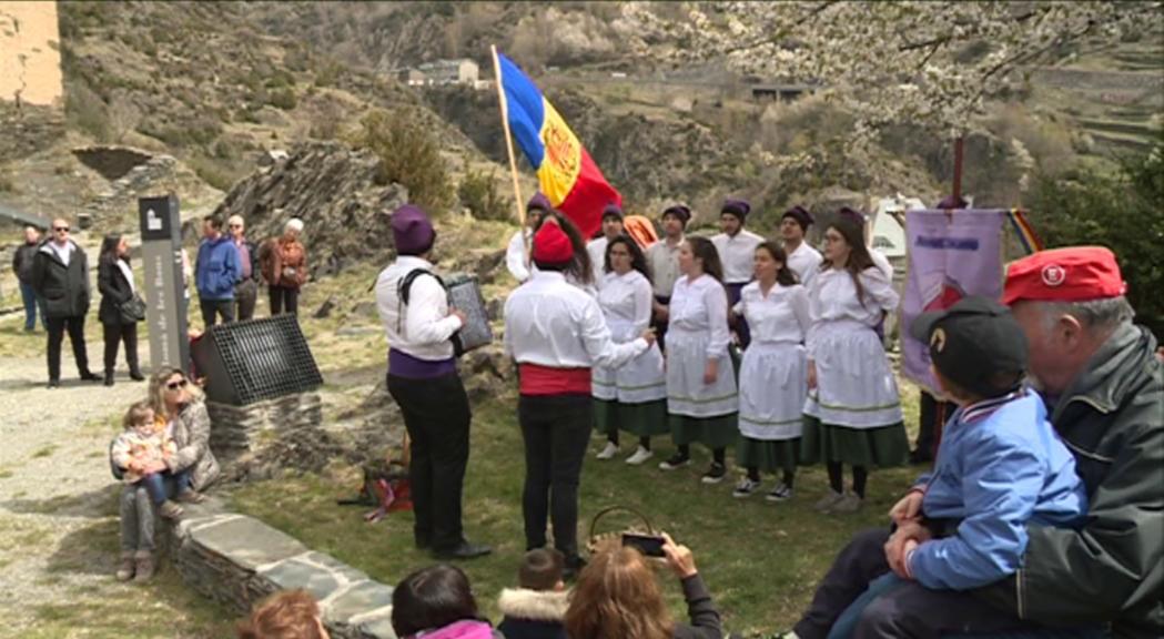Caramelles i celebració a Sant Romà de les Bons