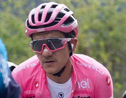 Carapaz es perdrà la Vuelta per lesió