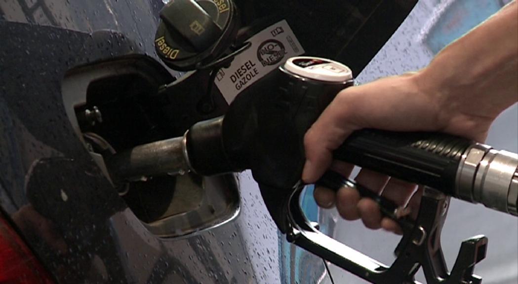 El preu dels carburant va pujar al 2019 una mitjana d'un 3%, apro