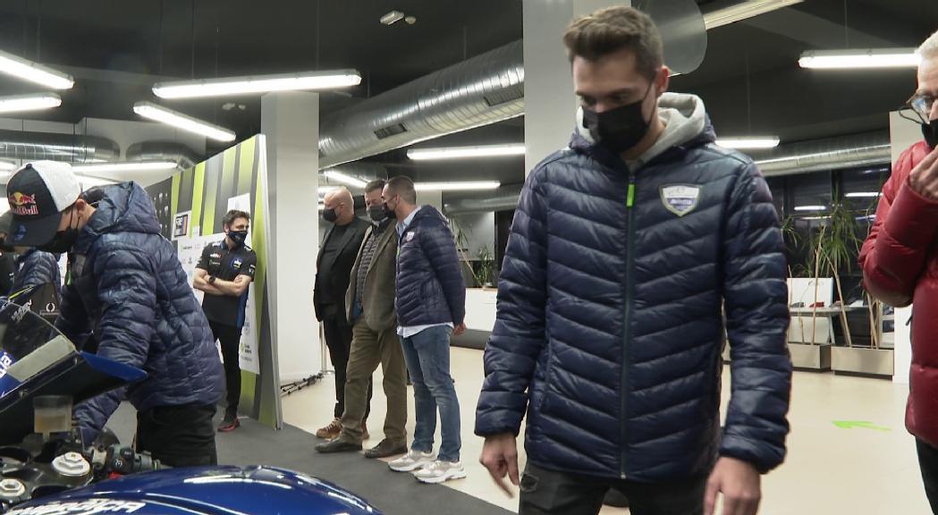 Cardelús obre el Mundial de MotoE a Jerez