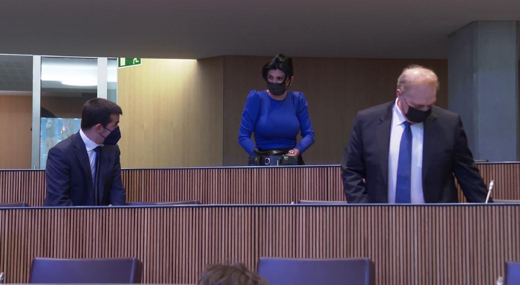 Carine Montaner demana ajustar la durada de les sessions del Consell General