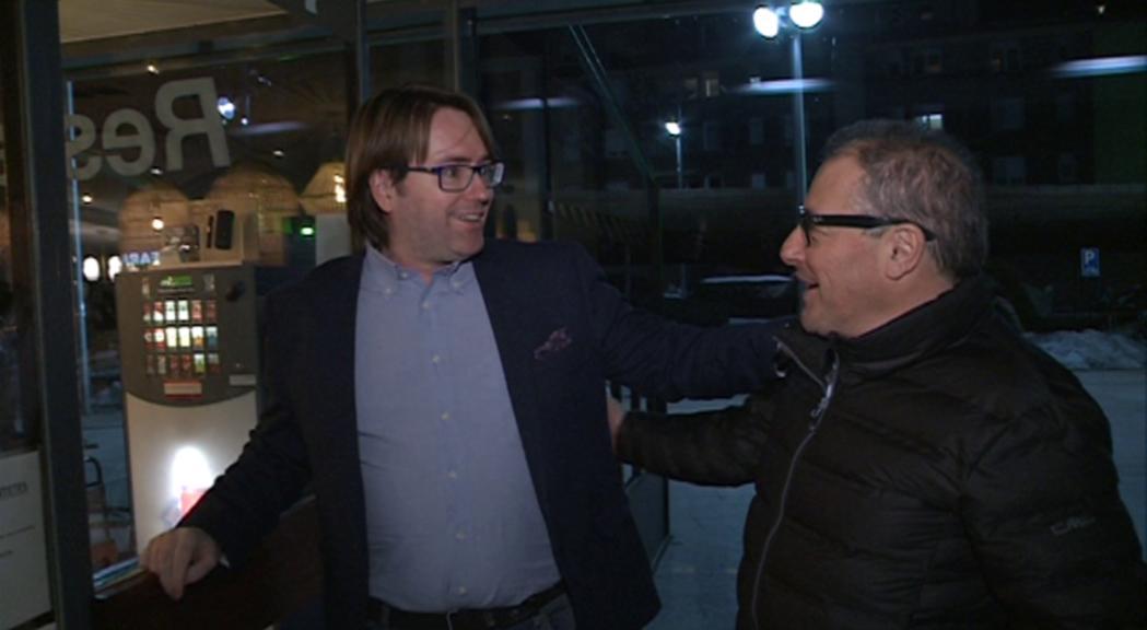 Carles Naudi i Raül Ferré seran els candidats de Ciutadans Compromesos