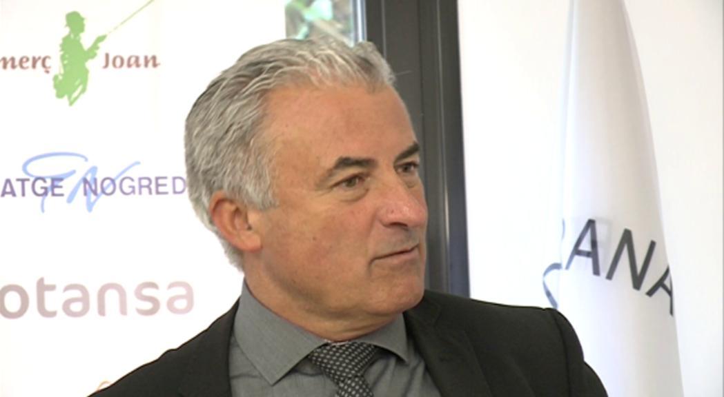 Carles Riba vol sumar Josep Maria Cabanes a la candidatura a la FAF